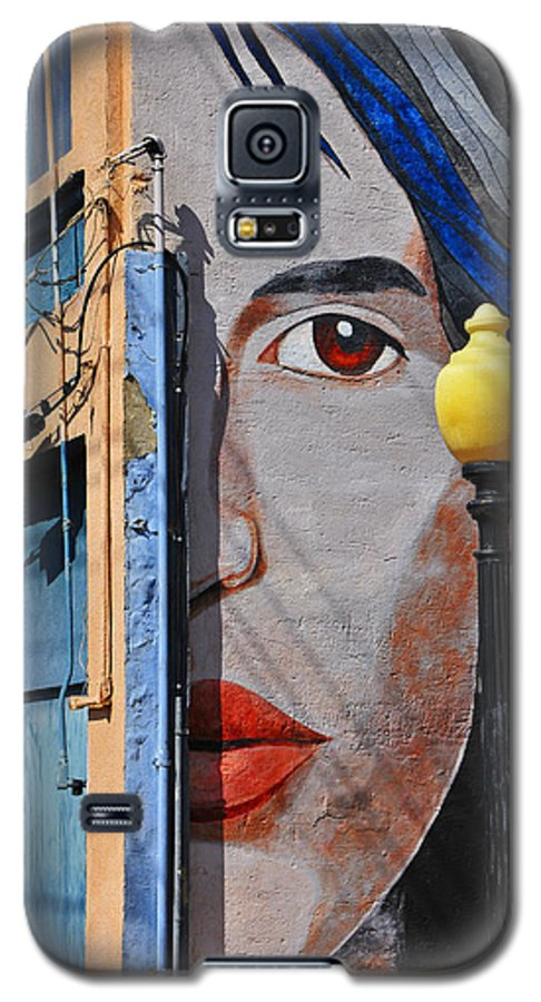 Skip Hunt Galaxy S5 Case featuring the photograph Redeye by Skip Hunt