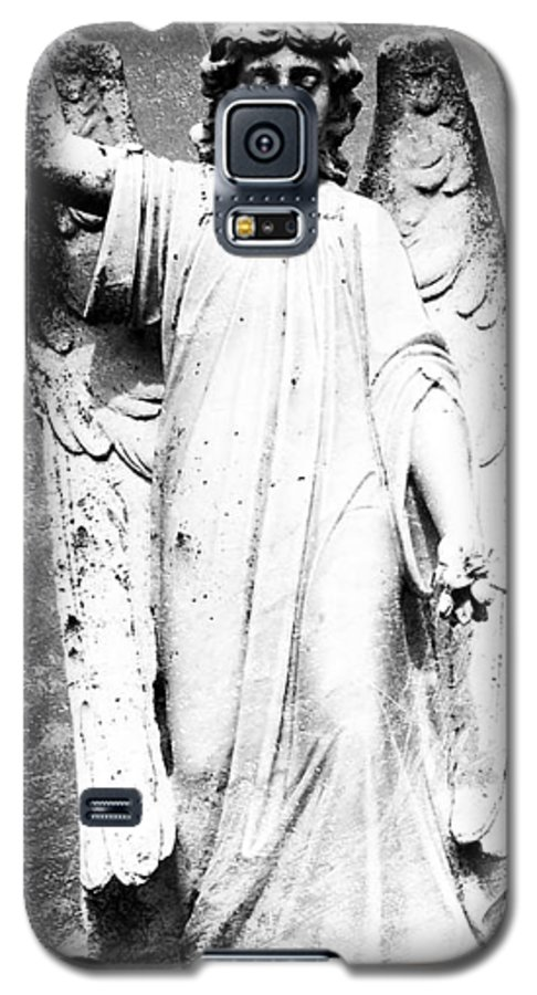 Roscommon Galaxy S5 Case featuring the photograph Roscommon Angel No 2 by Teresa Mucha