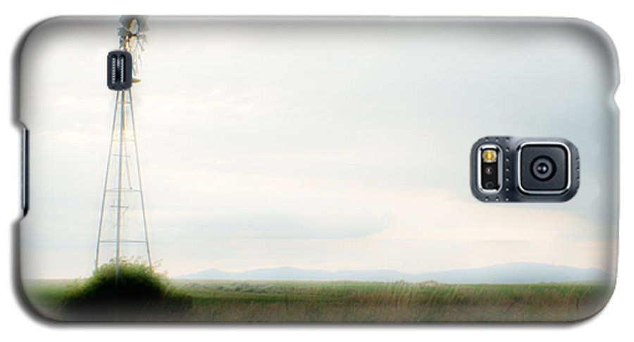 Dream Galaxy S5 Case featuring the photograph Rural Daydream by Idaho Scenic Images Linda Lantzy