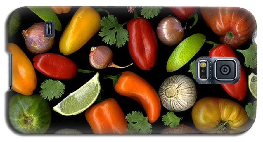 Culinary Galaxy S5 Case featuring the photograph Salsa by Christian Slanec