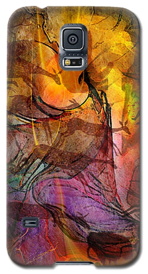 Shadow Hunters Galaxy S5 Case featuring the digital art Shadow Hunters by John Beck