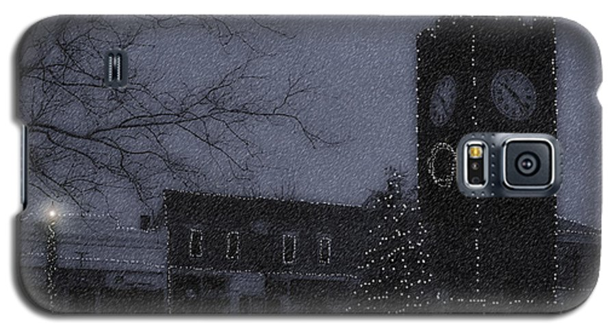 Night Galaxy S5 Case featuring the photograph Silent Night by Kenneth Krolikowski