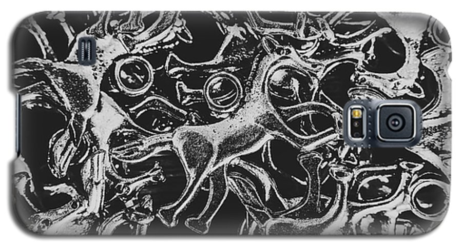 Equine Galaxy S5 Case featuring the photograph Silver Cup by Jorgo Photography - Wall Art Gallery