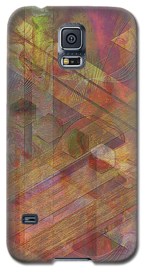 Soft Fantasia Galaxy S5 Case featuring the digital art Soft Fantasia by John Beck