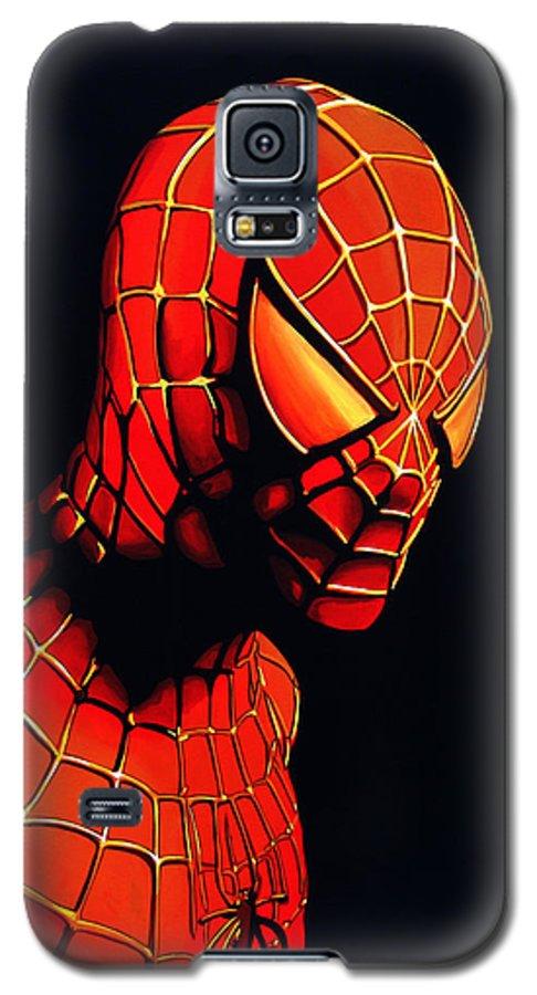 lowest price 4c14c 56275 Spiderman Galaxy S5 Case