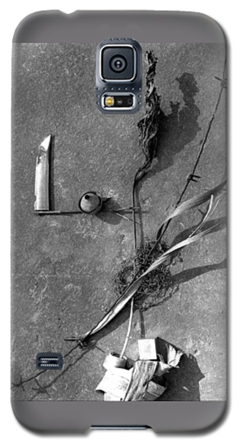 Still Life Galaxy S5 Case featuring the photograph Still Forms by Ted M Tubbs
