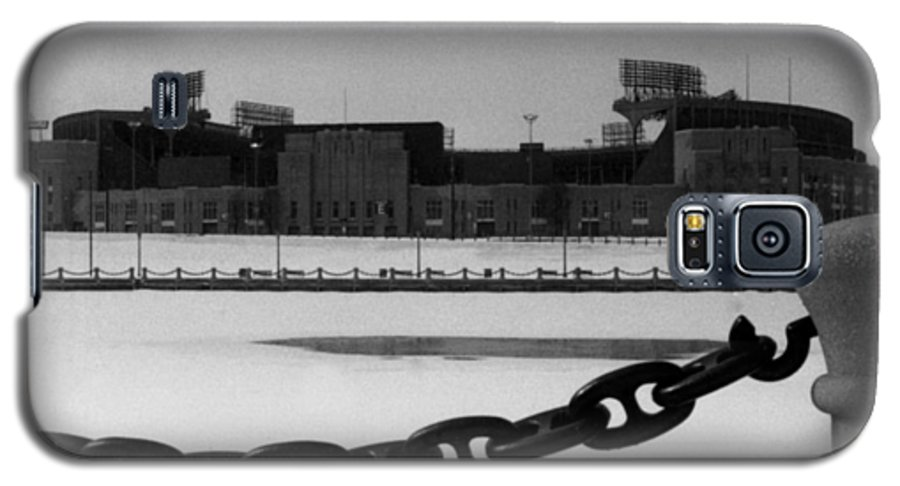 Cleveland Galaxy S5 Case featuring the photograph Still Standing by Kenneth Krolikowski