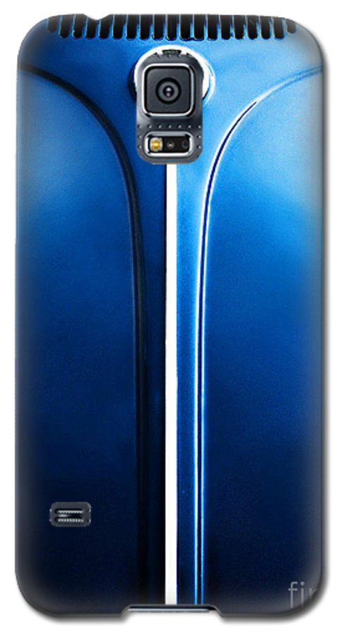 Blue Galaxy S5 Case featuring the photograph Summer 1976 by Dana DiPasquale