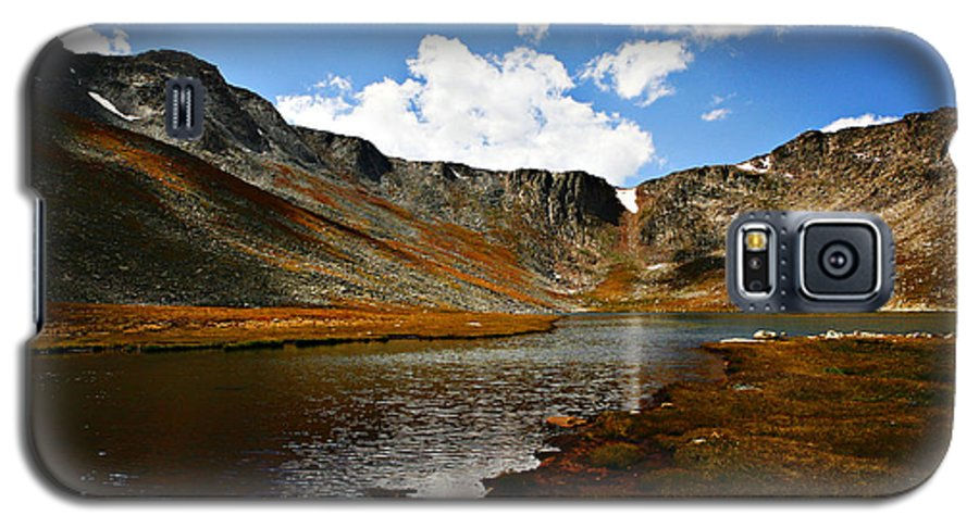 Travel Galaxy S5 Case featuring the photograph Summit Lake Colorado by Marilyn Hunt