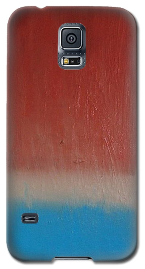 Painting Galaxy S5 Case featuring the painting Sun Rise - Sold by Elizabeth Klecker