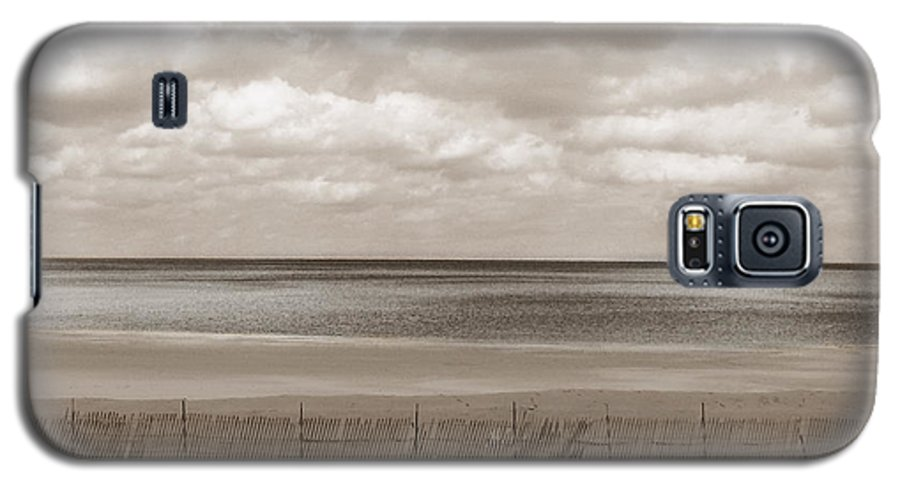 Ocean Galaxy S5 Case featuring the photograph The Perfect Sky Is Torn by Dana DiPasquale