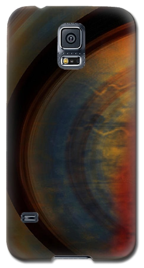Tuscan Galaxy S5 Case featuring the painting Tuscan by Jill English