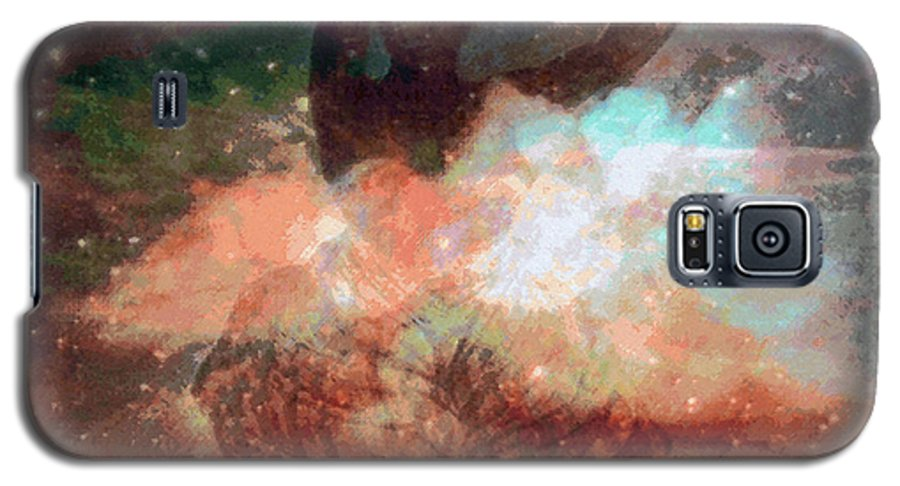 Tropical Interior Design Galaxy S5 Case featuring the photograph Uhane Hula by Kenneth Grzesik