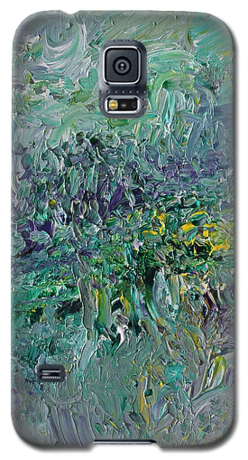 Fusionart Galaxy S5 Case featuring the painting Blind Giverny by Ralph White