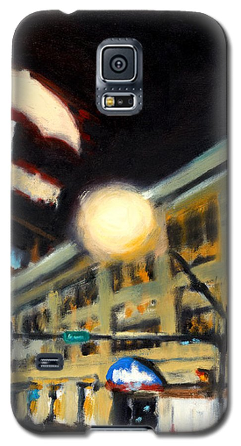 Rob Reeves Galaxy S5 Case featuring the painting Untitled by Robert Reeves