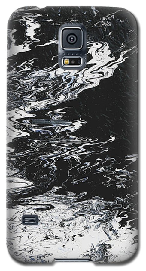 Fusionart Galaxy S5 Case featuring the painting Victory by Ralph White