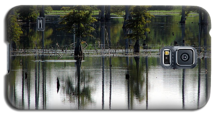 Wetlands Galaxy S5 Case featuring the photograph Wetland by Amanda Barcon