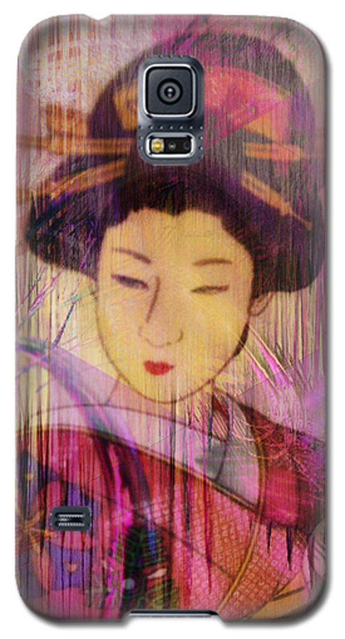 Willow World Galaxy S5 Case featuring the digital art Willow World by John Beck
