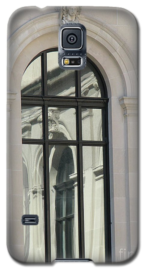 Windows Galaxy S5 Case featuring the photograph Window by Amanda Barcon