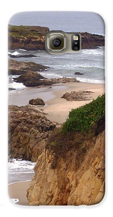 Coast Galaxy S6 Case featuring the photograph Coastal Scene 8 by Pharris Art
