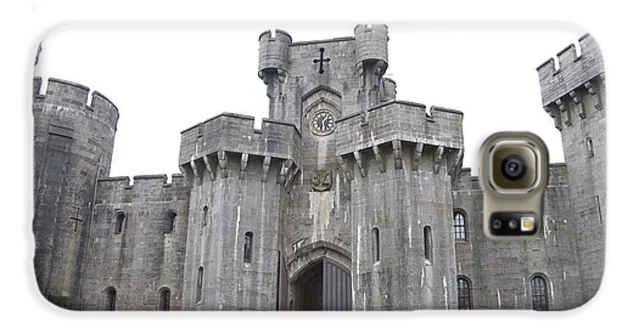 Castles Galaxy S6 Case featuring the photograph Penrhyn Castle 3 by Christopher Rowlands