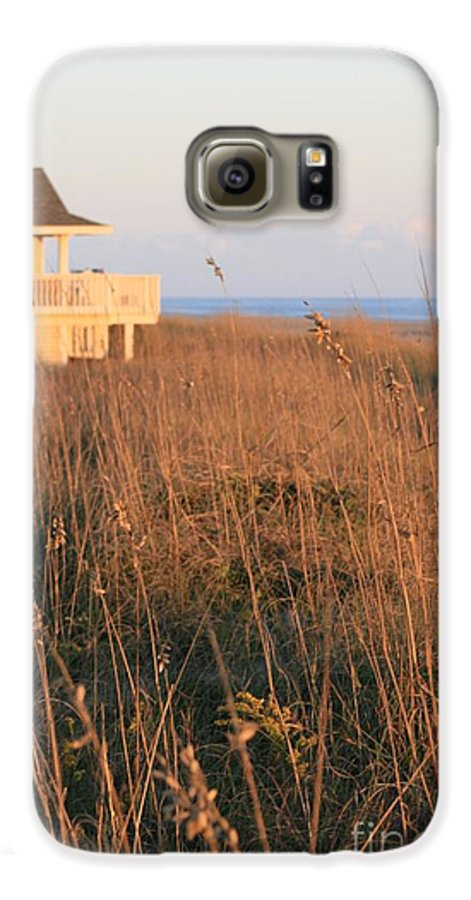 Relaxation Galaxy S6 Case featuring the photograph Relaxation by Nadine Rippelmeyer