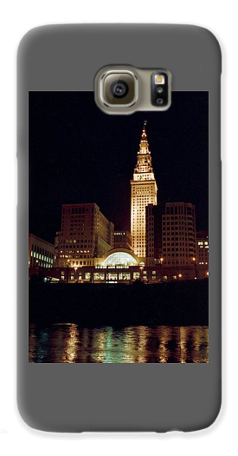 Cleveland Galaxy S6 Case featuring the photograph 070506-73 by Mike Davis