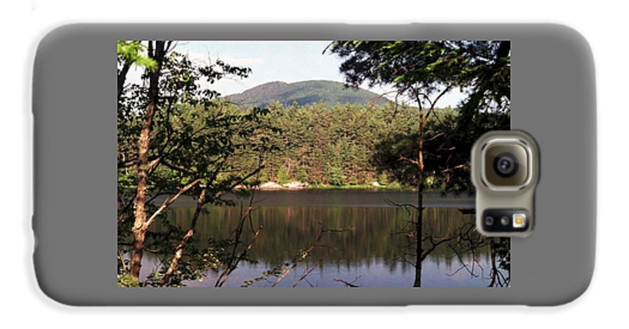 Mountain Galaxy S6 Case featuring the photograph 080706-84 by Mike Davis