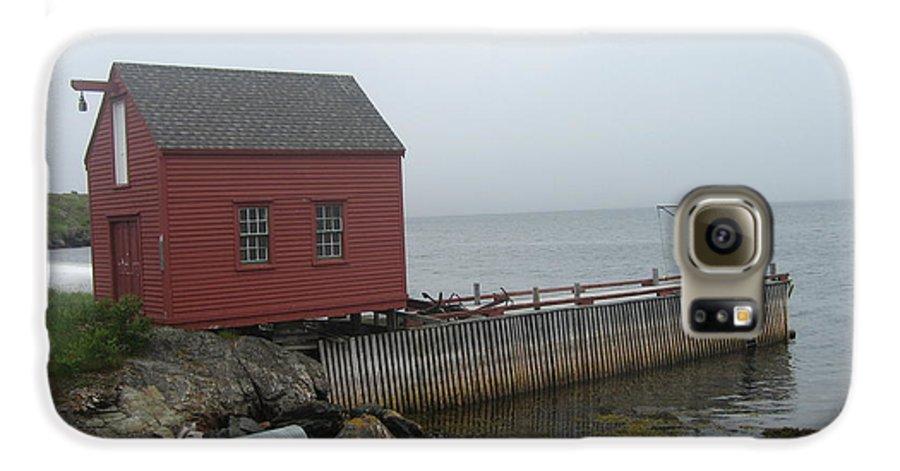 Photograph Bonavista Island Atlantic Ocean Newfoundland Galaxy S6 Case featuring the photograph Bonavista by Seon-Jeong Kim