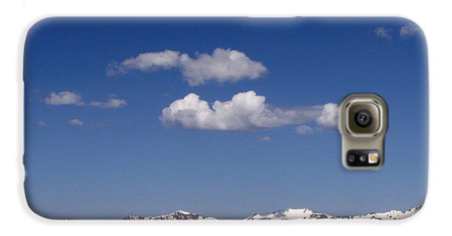 Mountains Galaxy S6 Case featuring the photograph Colorado by Amanda Barcon