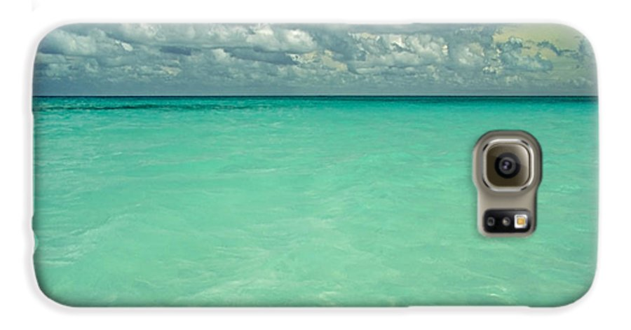 Belize Galaxy S6 Case featuring the photograph Heaven by Skip Hunt