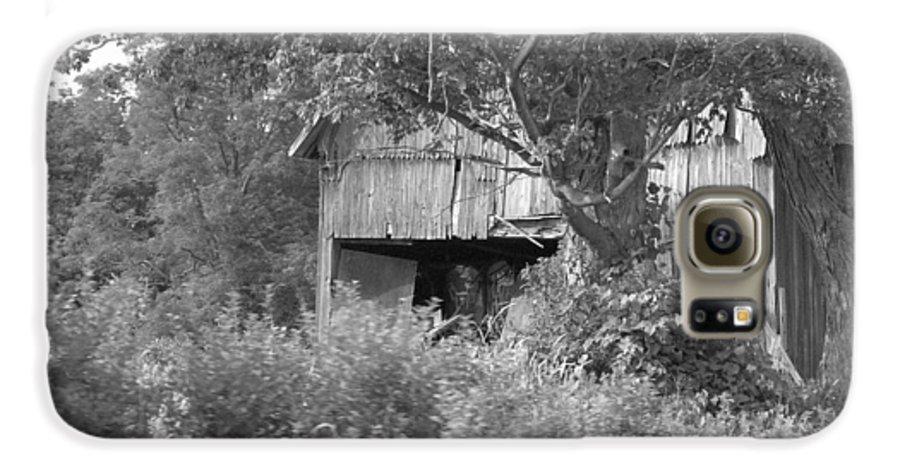 Country Galaxy S6 Case featuring the photograph Hidden by Rhonda Barrett