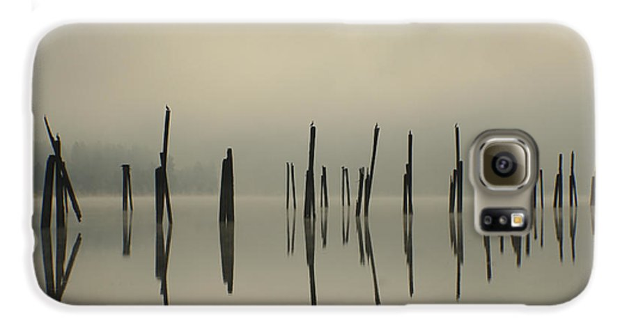 Tranquility Galaxy S6 Case featuring the photograph Pend Oreille Reflections by Idaho Scenic Images Linda Lantzy