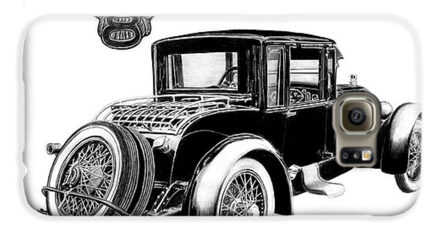 Duesenberg For Sale >> 1921 Duesenberg Galaxy S6 Case