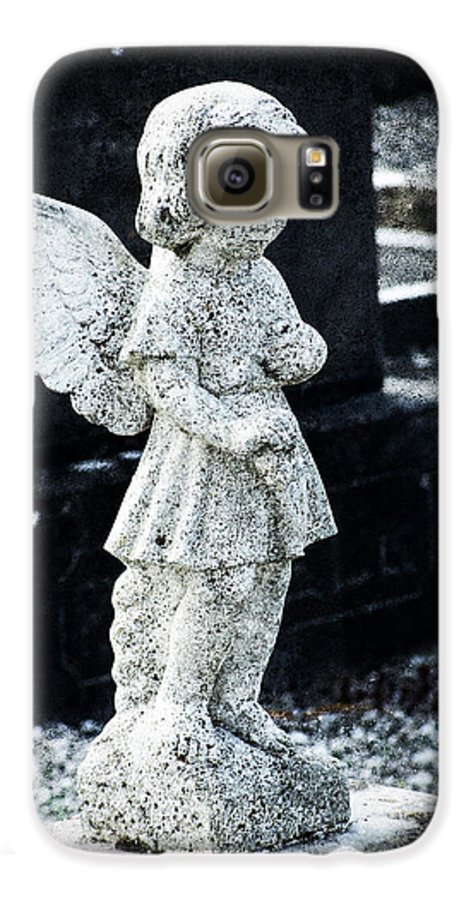 Ireland Galaxy S6 Case featuring the photograph Angel In Roscommon No 3 by Teresa Mucha