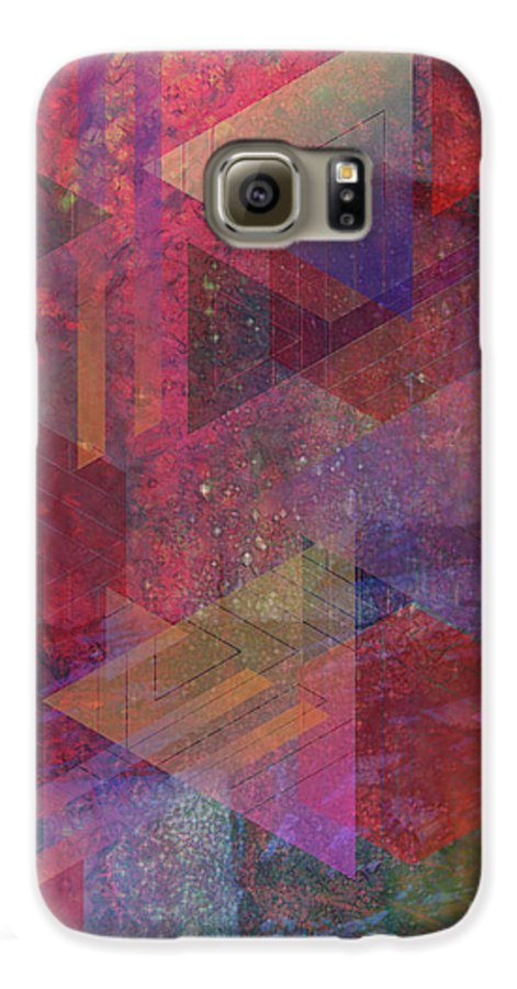 Another Place Galaxy S6 Case featuring the digital art Another Place by John Beck