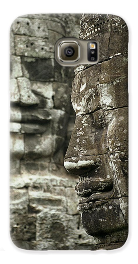 Bayon Galaxy S6 Case featuring the photograph Bayonii by Patrick Klauss
