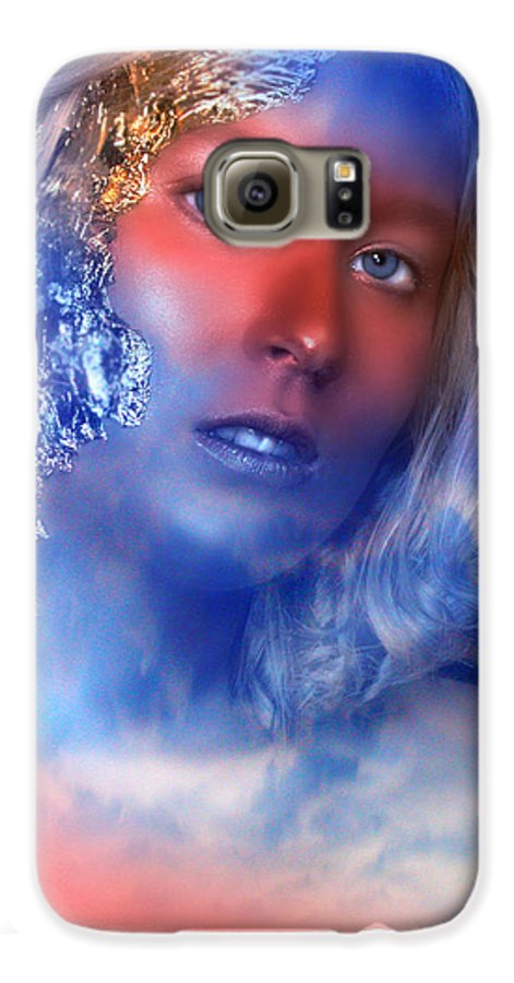 Clay Galaxy S6 Case featuring the photograph Beauty In The Clouds by Clayton Bruster