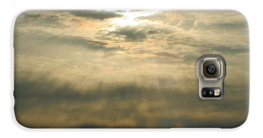 Sun Galaxy S6 Case featuring the photograph Believe by Idaho Scenic Images Linda Lantzy