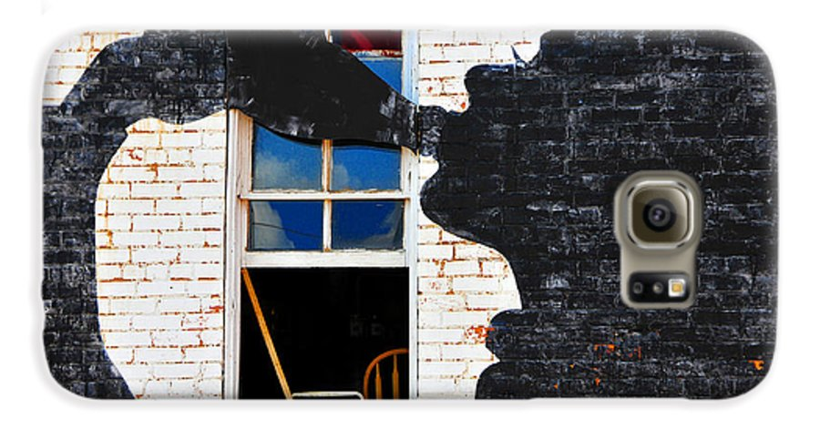 Photography Galaxy S6 Case featuring the photograph Black Betty by Skip Hunt