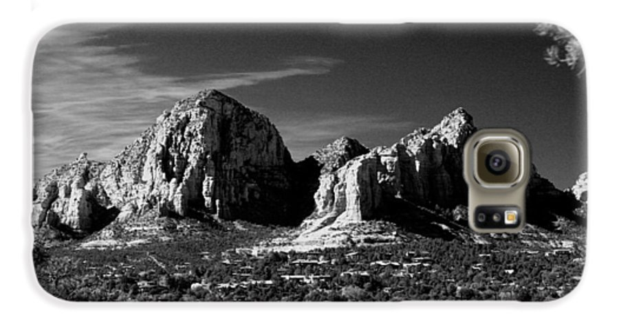 Arizona Galaxy S6 Case featuring the photograph Capital Dome I by Randy Oberg