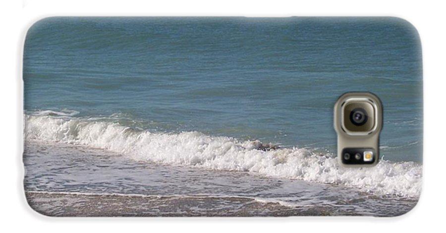 Beach Galaxy S6 Case featuring the photograph Captiva by Elizabeth Klecker