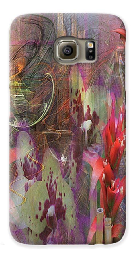 Chosen Ones Galaxy S6 Case featuring the digital art Chosen Ones by John Beck
