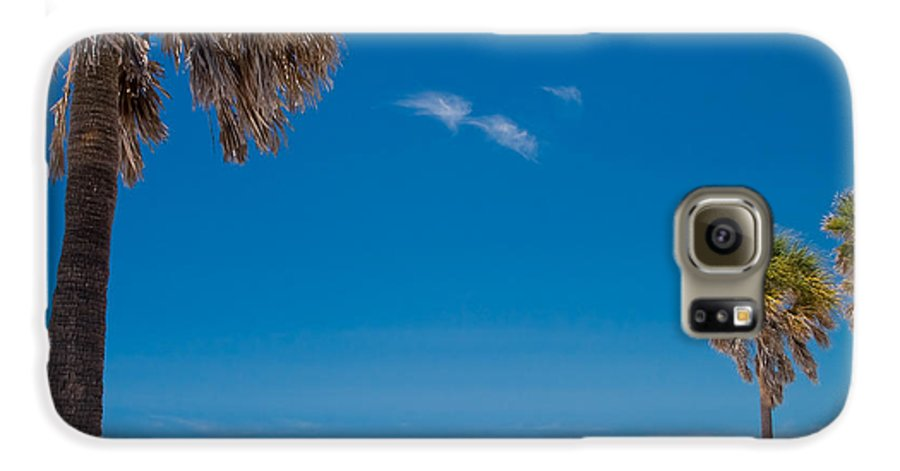 3scape Photos Galaxy S6 Case featuring the photograph Clearwater Beach by Adam Romanowicz