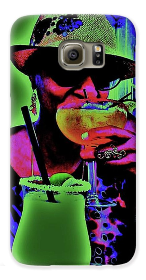 Cocktails Galaxy S6 Case featuring the photograph Cocktails Anyone by Diana Dearen