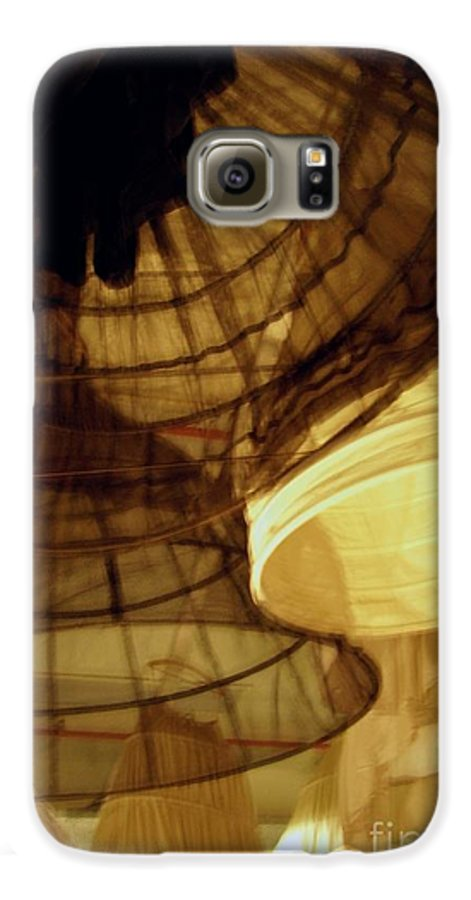 Theatre Galaxy S6 Case featuring the photograph Crinolines by Ze DaLuz