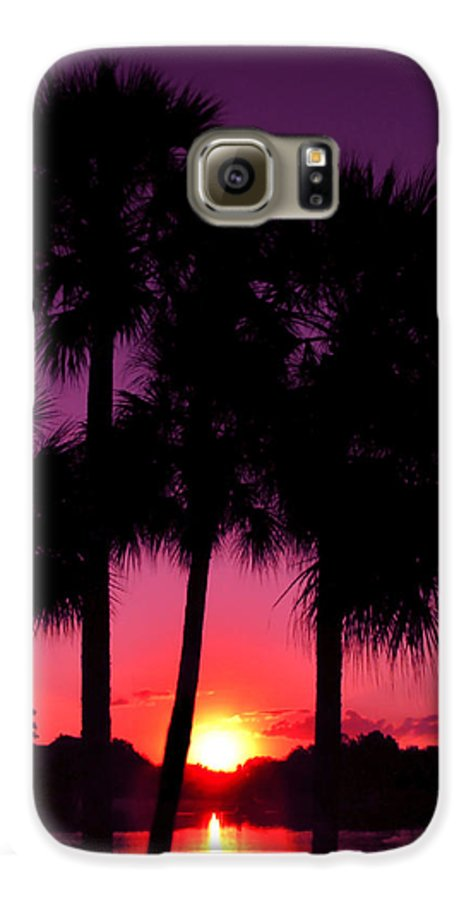 Sunrise Galaxy S6 Case featuring the photograph Dawn Of Another Perfect Day by Kenneth Krolikowski
