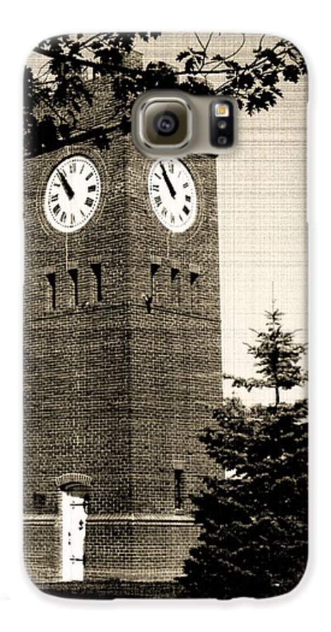 Hudson Galaxy S6 Case featuring the photograph Days Gone By by Kenneth Krolikowski