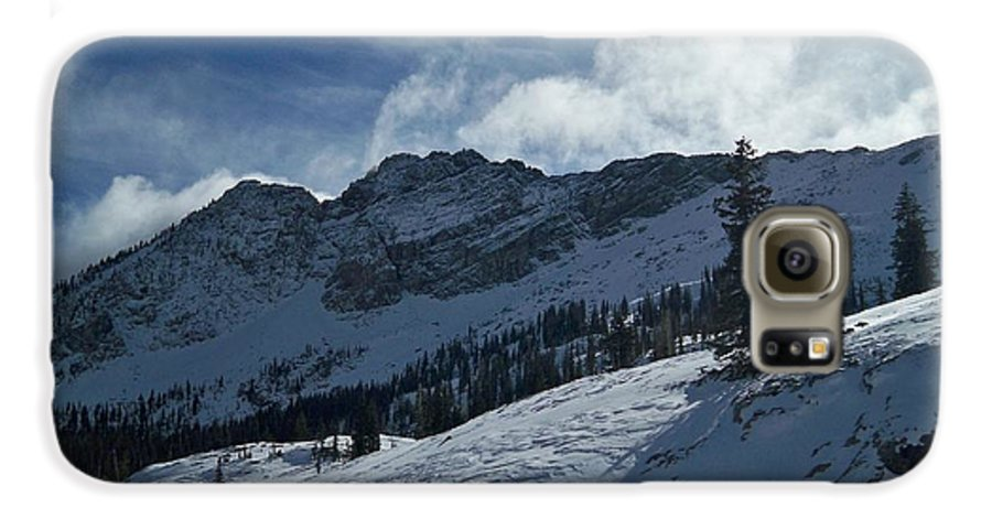 Ski Galaxy S6 Case featuring the photograph Devils Castle Morning Light by Michael Cuozzo