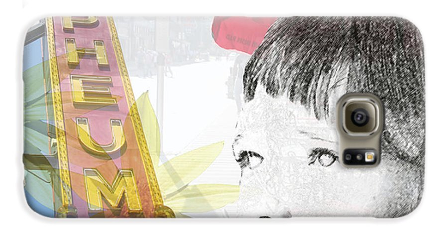 Memphis Galaxy S6 Case featuring the photograph Dreams Of Memphis by Amanda Barcon